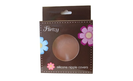 Flirtzy® Self-Adhesive Silicone Nipple Cover 10384213-365c-4567-addf-1630d26d73aa