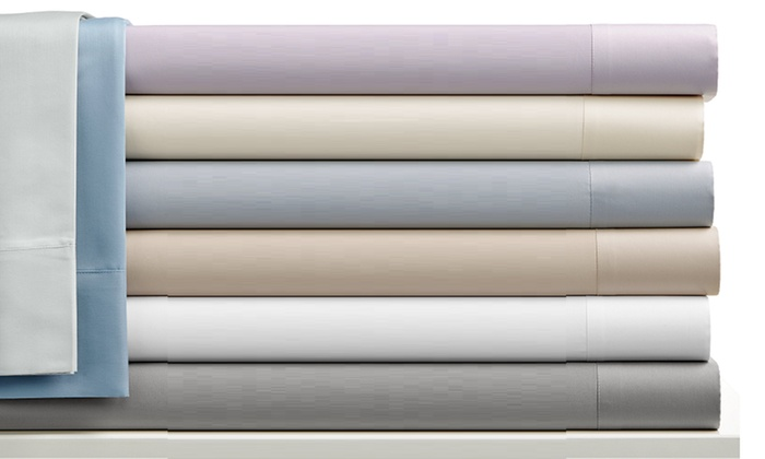 Luxurious 1500 Thread Count 100 Egyptian Cotton Solid Sheet Set