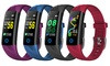 JYouPro Color Smart Fitness Tracker - 0.96inch w/ BP/BO/HR Heart Rate Monitor