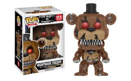 Funko Pop Games Five Nights at Freddy's Nightmare Freddy Vinyl Figure ca64277a-cc58-480b-b825-717b5797c6aa