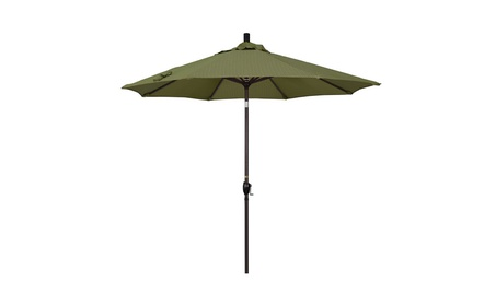 California Umbrella GSPT908117-FD11 9 ft. Aluminum Market Umbrella 66e164bc-cb92-4079-b4ce-7ef5b663ce47