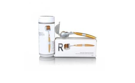 Titanium Micro Needle Derma Roller Meso Anti Aging Skin Face Care