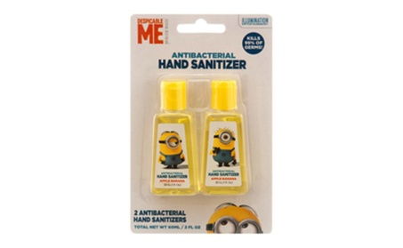 Minions Hand Sanitizer 2ct Apple Banana b7a39c77-eae8-4942-9e55-71ef22762198