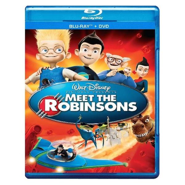 meet the robinsons blu ray 3d