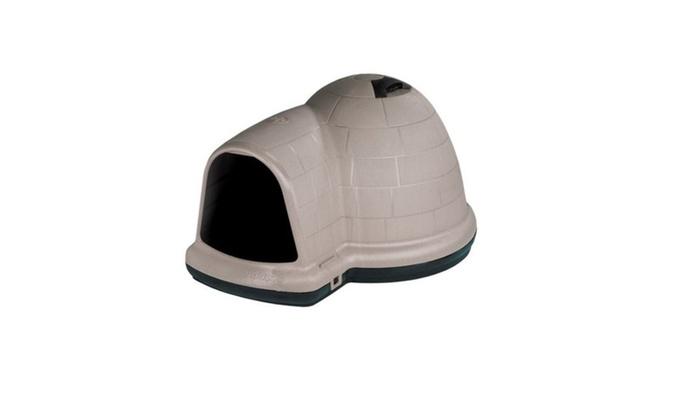 Strange Petmate Indigo Dog House With Microban 25 50 Lbs Groupon Download Free Architecture Designs Embacsunscenecom