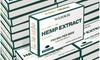 Hemp Extract - 750 mg Full Spectrum CBD - 100 pack