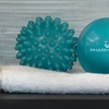 Massage Therapy Ball Set for Muscle Recovery (2-Piece)