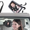 Child Safety Backseat Monitor Car Rear View Seat Mirror