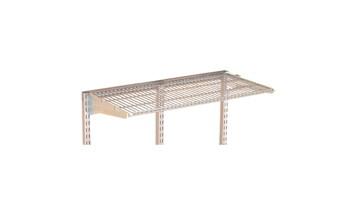 "31""Wx5/8""Hx14-1/4""D Wire Shelf"