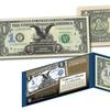 1899 Black Eagle One-Dollar Silver Certificate Designed on Modern Bill