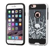 Design Dual Layer Hybrid Hard Shockproof Case For iPhone 6 Plus 6s Plus