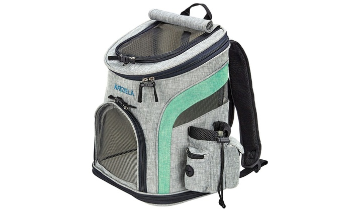 ed6b0f20dcd Katziela Pet Carrier Backpack - for Small Dogs and Cats - Voyager Backpack