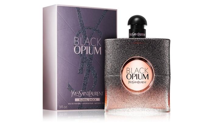 d9bd86f2e5d6f Yves Saint Laurent Black Opium Floral Shock 3 OZ 90 ML EDP For Women