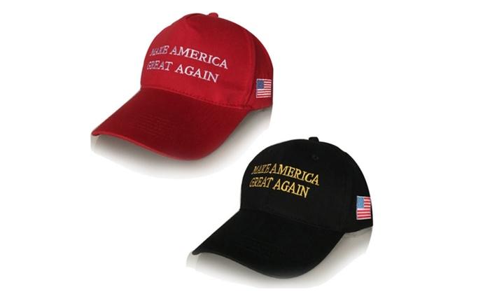 Make America Great Again Hat Donald Trump Republican Adjustable Cap
