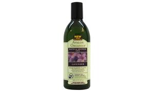 Avalon Organics Bath & Shower Gel - Lavender Unisex 12 oz Gel