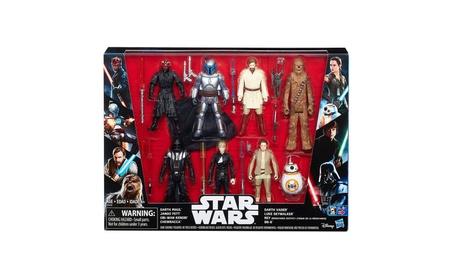 Star Wars Saga Action Figure 8 Pack with Darth Maul 38d9fd61-14bd-463d-ae53-a9dbdf94d073