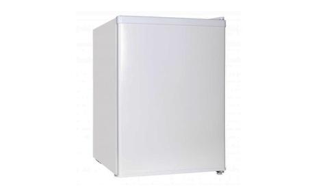 White 2.4 CF Compact Single Reversible Door Refrigerator ce3d0486-9031-47e5-9077-784bbcfb0752