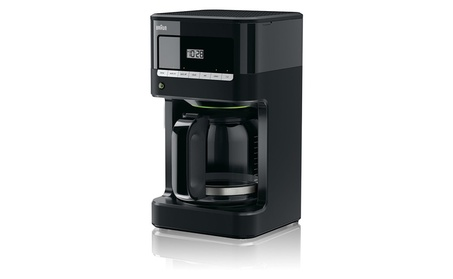 Braun Brew Sense 12-Cup Programmable Drip Coffee Maker in Black 677da7ae-c5ae-40b9-8ebe-cd7f36035c62