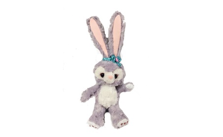 Children Rabbit Stuffed Puppet Dolls Plush Toy Christmas Birthday Gift f9571d5c-379f-4244-9d6c-bcb274bc2d32