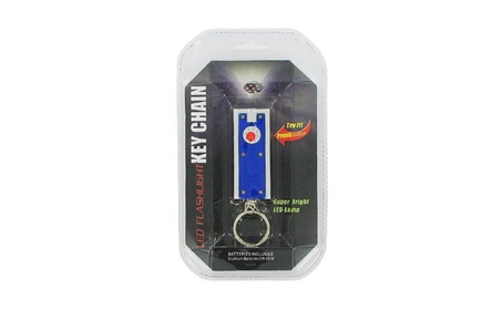 LED Flashlight Key Chain 61baef45-33ea-4aeb-bb81-60e623319646