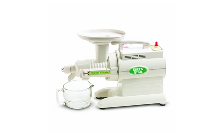 Tribest GS-3000UP Green Star Deluxe Twin Gear Juice Extractor photo