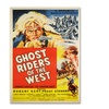Vintage Apple Collection 'Ghost Riders of the West' Canvas