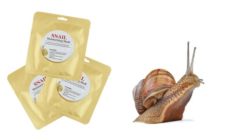 Snail Moisturizing Mask & Sooth and Firm Skin Texture 304317f0-8d55-4063-a4c2-ae5fde7605d4