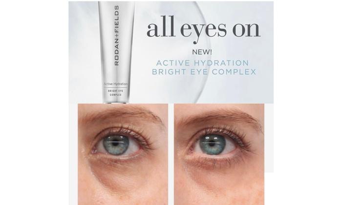 Rodan Fields Active Hydration Bright Eye Complex Groupon