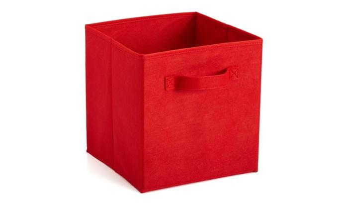 ClosetMaid 5432 Cubeicals Fabric Drawer Red ...