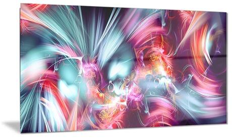 Take Me Over Digital Metal Wall Art 28x12 54734de6-1f4e-4ffc-8eb9-7a3e286b4e8c