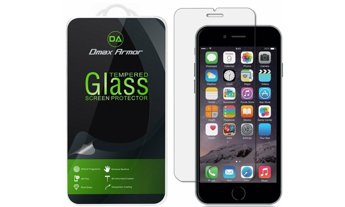 reputable site ea488 8127c Apple iPhone 6 Plus / 6S Plus Tempered Glass Screen Protector Shield
