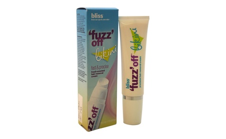 Fuzz Off Bikini Hair Removal Cream by Bliss for Unisex - 2 oz Cream 765cdafa-891f-47bb-94ce-9628099f9c9a