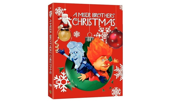 A Miser Brothers Christmas Deluxe Edition DVD