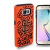 San Francisco Giants Dual Hybrid 2Pc Samsung Galaxy S6 Edge Cover-TPU