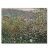 Claude Monet Fruit Pickers Canvas Print