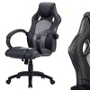 Office Desk Computer Chair Executive High Back Gaming Bucket Seat