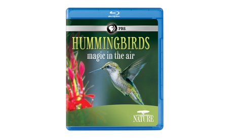 NATURE: Hummingbirds (2014) Blu-ray 56ecca30-8047-4563-a7eb-596f03439a82
