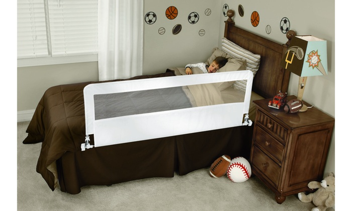 Extra Long Hideaway Bed Rail Groupon