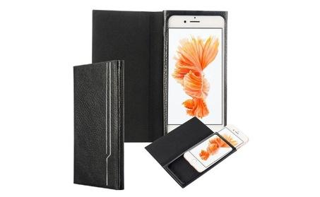 Insten Low Profile Ultra Slim Flip Leather Case Black For Iphone 6/6s 1aa783f6-3627-4e73-8418-76c8823e6819