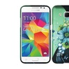 Insten Flower Hard Case For Samsung Galaxy Core Prime/prevail Blue