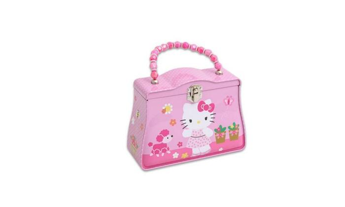 Hello Kitty Classic Tin Purse ...