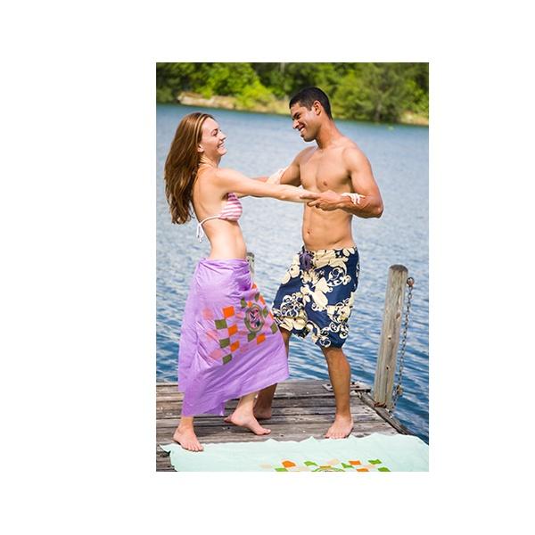 12 Color Microfibre Beach Bath Towel Swim Washcloth Lightweight Large Towel l