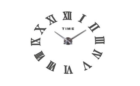 Modern Quartz Clocks Living Room Diy Wall Clock Sticker c98afd08-3be2-47ff-a60e-8a2a64a624ea