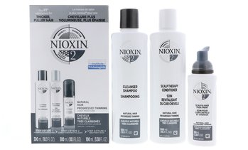 Nioxin System 2 Trio: Shampoo 10.1 oz ,  Conditioner 10.1 oz , Treatment 3.38 oz