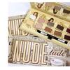 Eyeshadow Makeup Palettes Nude 'tude Balmsai Manizer Sisters