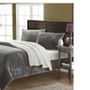 Chic Home Eve Microplush Mink-Like Sherpa Lined  Bed ComforterSet