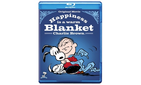 Happiness is a Warm Blanket, Charlie Brown.(TM) (Blu-Ray) 806d1924-9dc2-41d7-8f9a-7a876caa3250