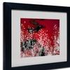 Philippe Sainte-Laudy 'Skyfall' Matted Black Framed Art