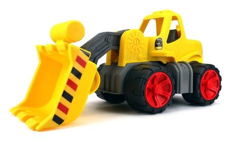 New City Construction Bulldozer Kid's Toy Truck Vehicle f22d3e43-d731-405d-868b-54de4a08b864