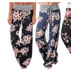 Women's Loose-Fit Floral Pants in 4 Styles